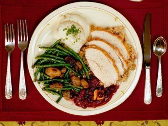 Thanksgiving Meats and Sides